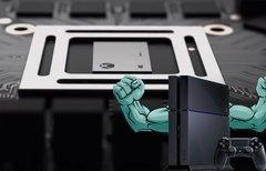 Xbox One Scorpio und...