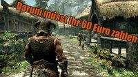 Skyrim Remastered: Darum müssen Konsolenspieler den Vollpreis zahlen