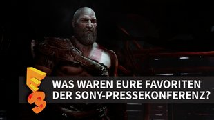 E3 2016: Was waren eure Favoriten der Sony-Pressekonferenz?
