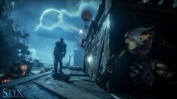 Styx - Shards of Darkness: E3-Trailer schleicht sich an
