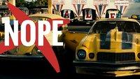 Transformers 5: Neues Bumblebee-Design enttäuscht die Cartoon-Fans