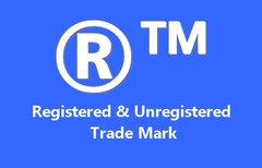 R- & TM-Zeichen:...
