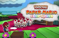 Paper Mario Color Splash in...