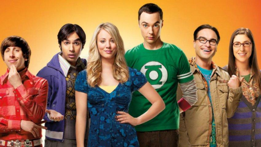 The Big Bang Theory Handlung