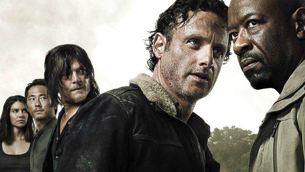 Serienstarts im Oktober 2016: The Walking Dead Staffel 7 & Westworld & weitere Highlights