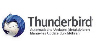 Thunderbird Update: So aktualisiert ihr das E-Mail-Programm von Mozilla