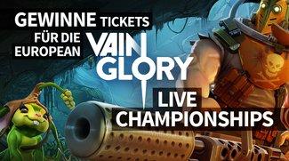E-Sport live erleben: Gewinne 2x 2 Tickets für die European Vainglory Live Championships in Berlin!
