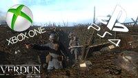 Verdun: Der Weltkriegsshooter wurde für Konsolen gelistet