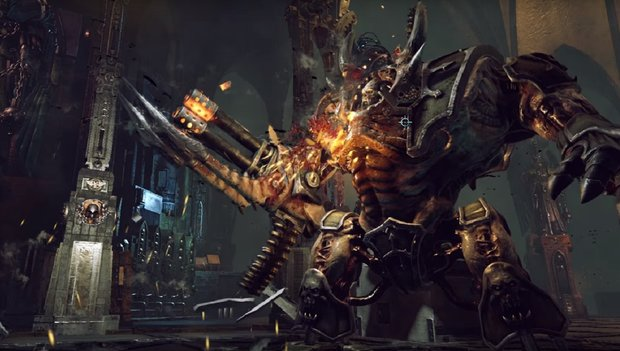 Warhammer 40K – Inquisitor Martyr: Neuer Trailer und Gameplay-Vorschau