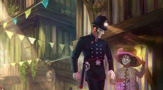 We Happy Few: Preview-Release-Termin des verstörenden Survival-Games