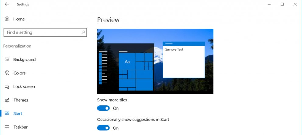 Windows-Einstellungs-App