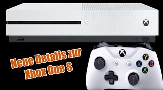Xbox One S: Ohne Kinect-Anschluss, Controller ohne Adapter am PC – und mehr Leistung?