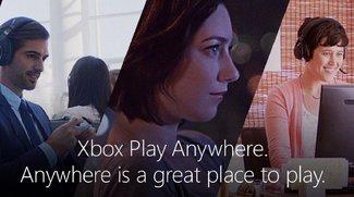 Xbox Play Anywhere und Crossplay von Microsoft angekündigt