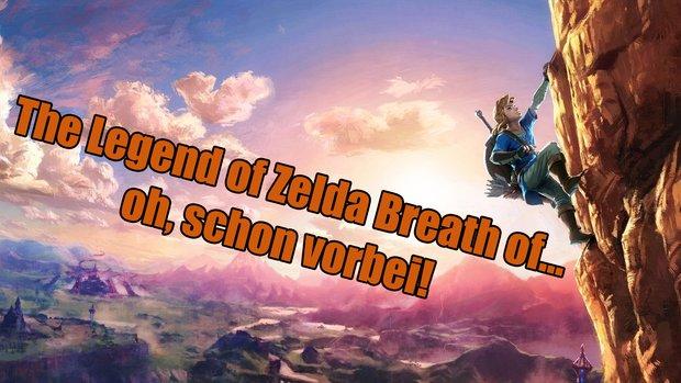 The Legend of Zelda Breath of the Wild: Kann in kürzester Zeit beendet werden!
