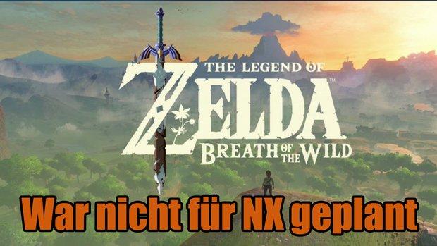 The Legend of Zelda Breath of the Wild: Darum erscheint das Spiel auch für die Nintendo NX