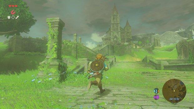 Zelda - Breath of the Wild: Habt ihr die Hymne der Zeit in der E3-Demo gehört?