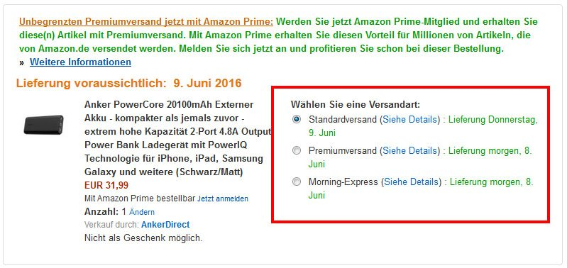 verkäufer feedback amazon ändern