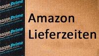 Amazon-Lieferzeiten: so bekommt ihr euer Paket schneller