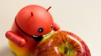 Top 10 der schnellsten Smartphones: Gegen die Android-Oberklasse hat das iPhone keine Chance