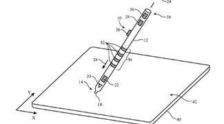 Patentantrag beschreibt Apple Pencil mit Touch-Oberfläche