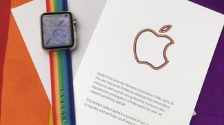 Apple nimmt mit Apple-Watch-Regenbogen-Armbändern an LGBT-Parade teil