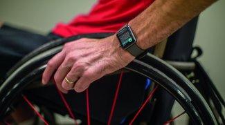 watchOS 3: Apple-Store-Mitarbeiter in Rollstühlen dürfen Update testen