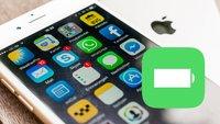 iPhone-Akku richtig aufladen und pflegen, so gehts