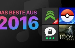 Die besten Apps 2016 für...