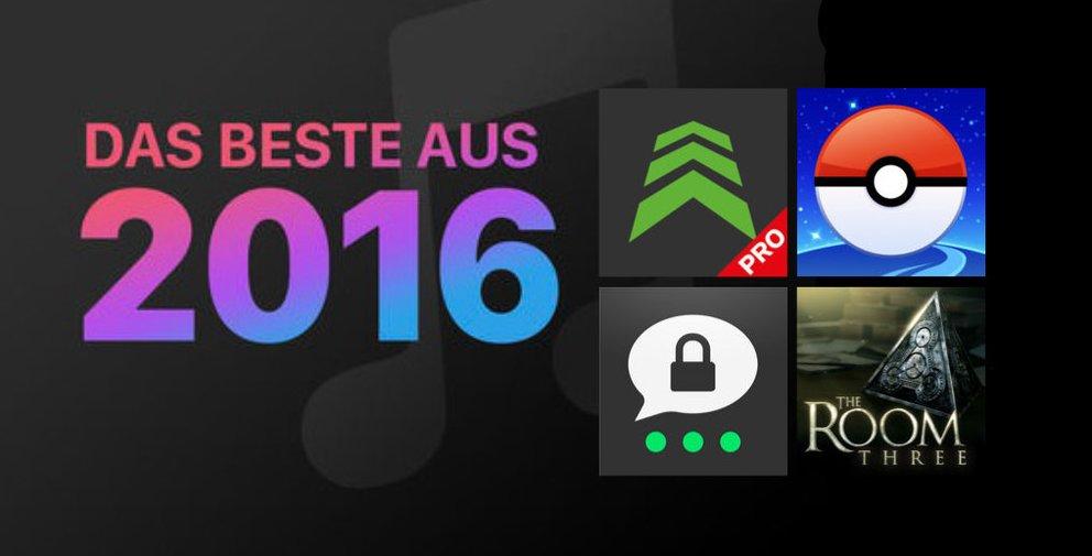 Die Besten Apps 2016 Für Iphone Und Ipad