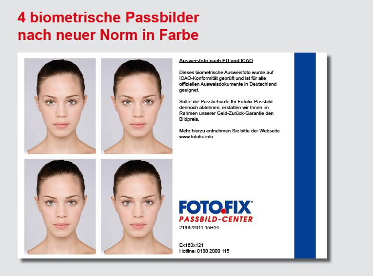 Passfoto hamburg