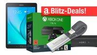 Blitzangebote: Xbox One, Galaxy Tab mit LTE, Lightning-Stick, TomTom Uhr, Sony Soundbase u.v.m. heute günstiger