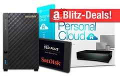 Blitzangebote:<b> SSDs, NAS von Seagate und Asustor, Xbox One u.v.m. nur heute zum Bestpreis</b></b>