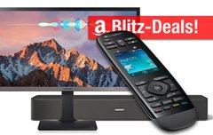 Blitzangebote:<b> 4K Monitor, Harmony Touch, Bose Soundbar u.v.m. nur heute günstiger</b></b>