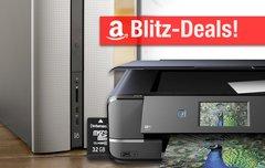 Blitzangebote:<b> 32GB micro SD, 8TB Festplatte, DIN A3 AirPrint-Drucker, PC mit B&O Sound u.v.m. nur heute günstiger</b></b>