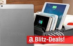 Blitzangebote:<b> Medion Full-HD-Tablet, Logitech Harmony, 8x USB-Ladestation, LED-Lampe mit USB-Anschluss u.v.m.</b></b>