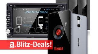 Blitzangebote: iPhone-Akku-Case, Android Autoradio mit AirPlay, Fingerprint-Smartphone, NAS-RAID u.v.m. günstiger