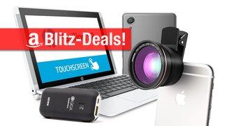 Blitzangebote: Sony Xperia X, HP Pavilion x2, GIGA Powerbank, Fischauge- und Makrolinse fürs iPhone u.v.m. günstiger