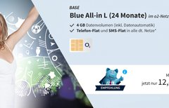 Blue All-in L: Allnet-Flat mit...