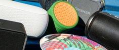 Wasserfeste Bluetooth-Lautsprecher im Test: Vergleich von Outdoor-Modellen von 30 bis 150 Euro