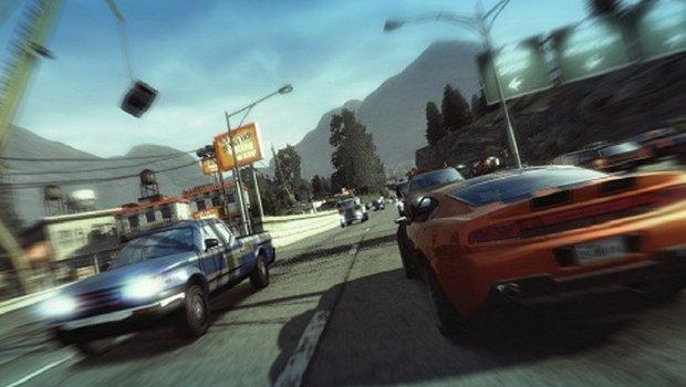 Burnout Paradise: Leak deutet auf ein Remaster des Rennspiels hin