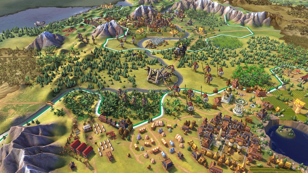 civ 6 screen