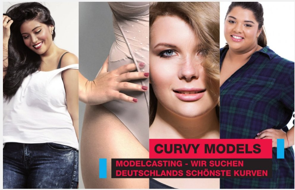heute curvy supermodel im live stream und tv auf rtl2. Black Bedroom Furniture Sets. Home Design Ideas