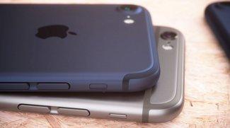 Dark Blue vs. Space Gray: Konzeptbilder zeigen iPhone 7 in neuer Farbe