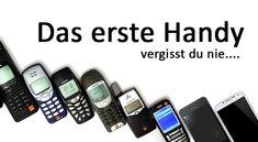Erstes Handy: So sah es aus! – Welches war es bei euch?