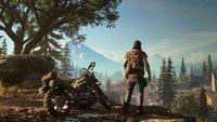 Days Gone: 4K-Screenshots von der PS4 Pro