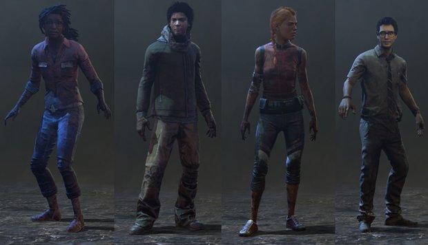 Dead by Daylight: Killer und Überlebende vorgestellt (Update: The Doctor)