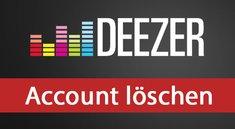 Deezer-Account löschen – so geht's ohne Probleme