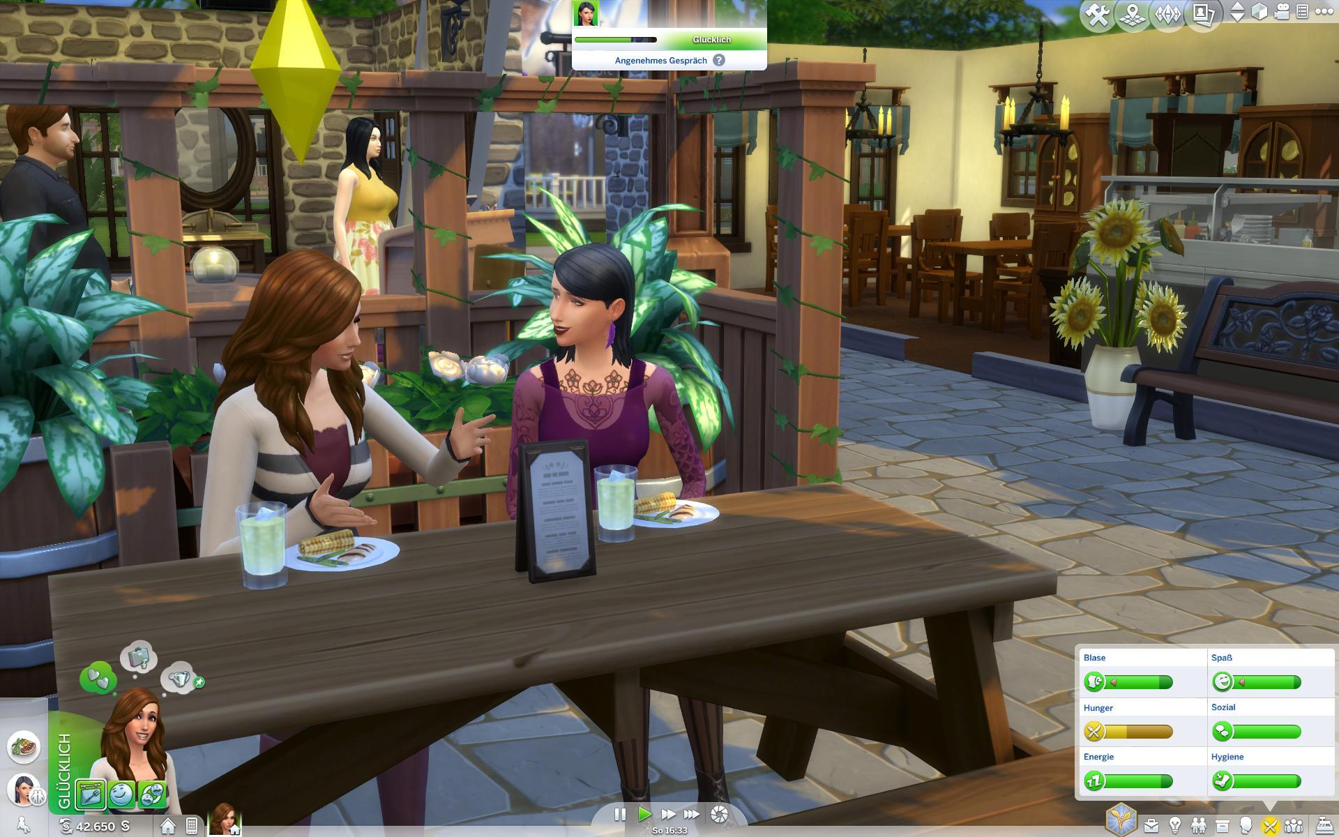 Die Sims 4 Gaumenfreuden Eigenes Restaurant Erstellen Und Leiten