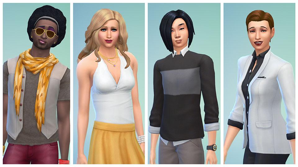 Die Sims 4 Geschlecht Nachtraglich Andern Dank Update