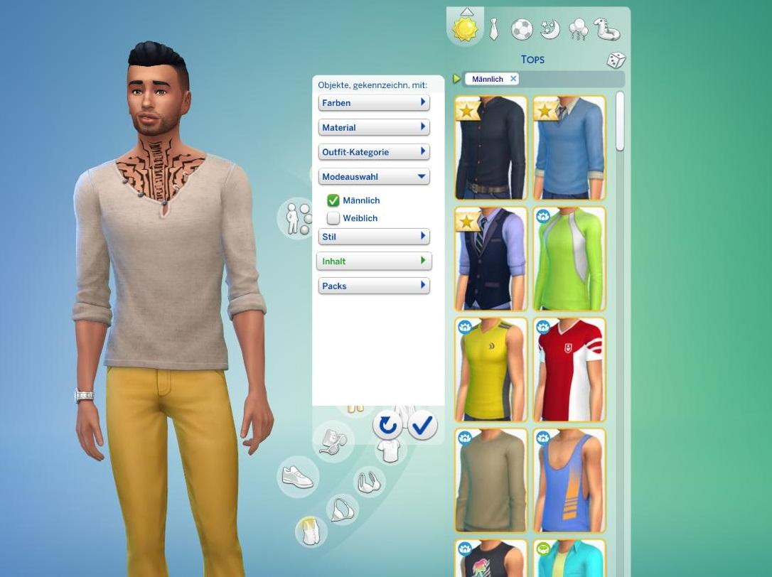Die Sims 4 Geschlecht Nachträglich ändern Dank Update Giga